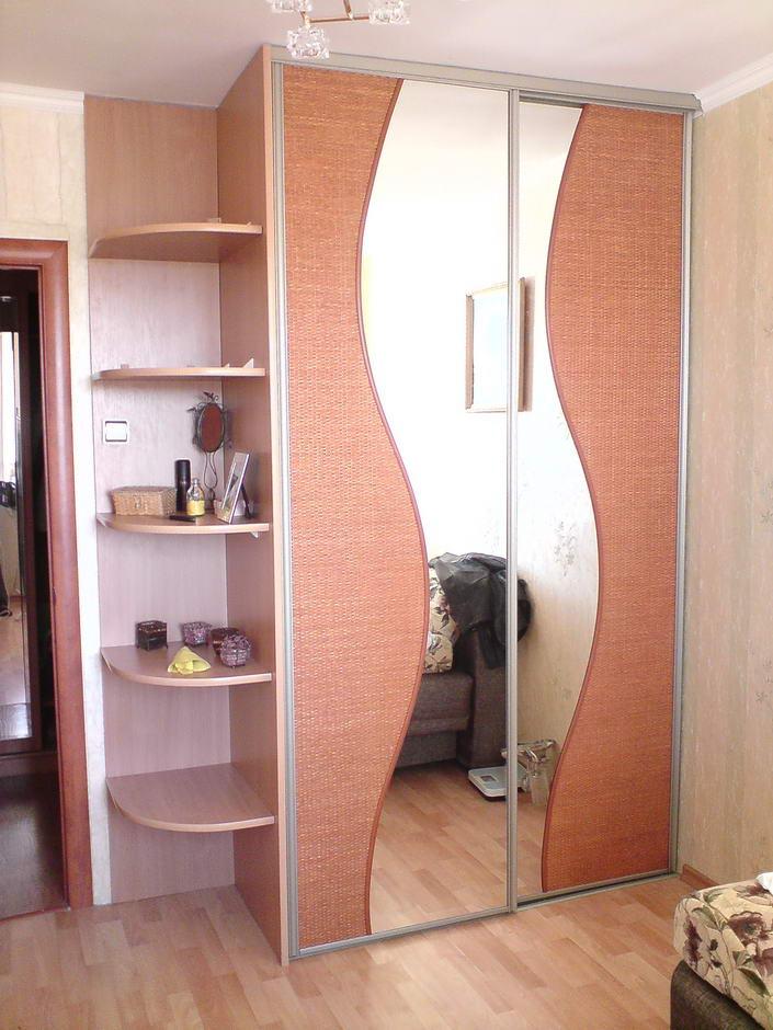 Шкафы-купе на заказ - mebel-26.ru - шкаф в спальне 002.