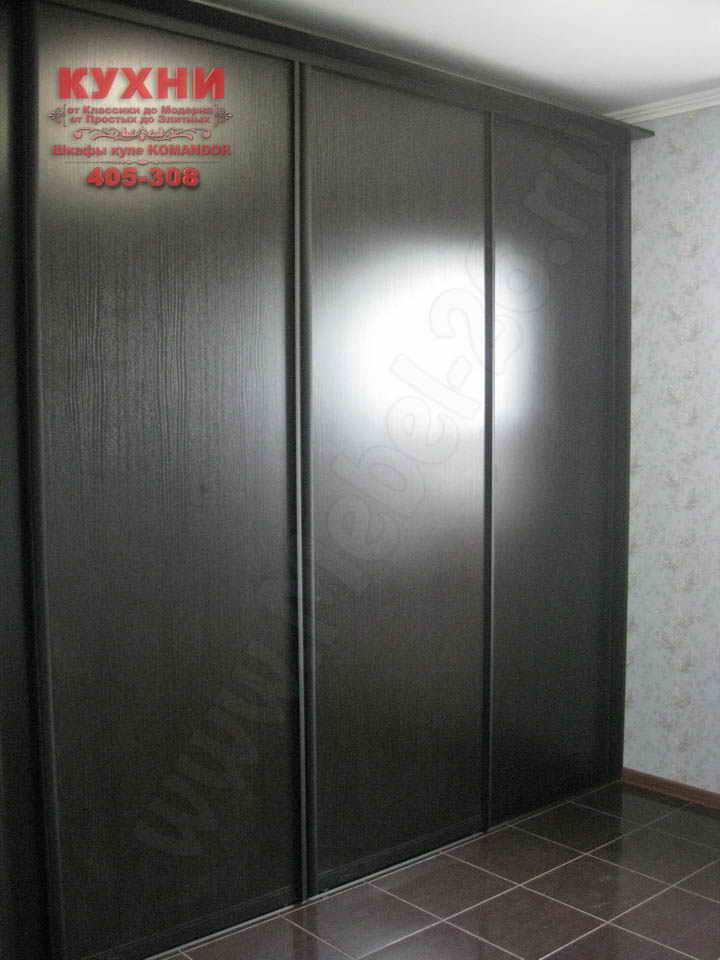 Шкафы-купе на заказ. шкаф-купе алюминиевый профиль aristo ко.
