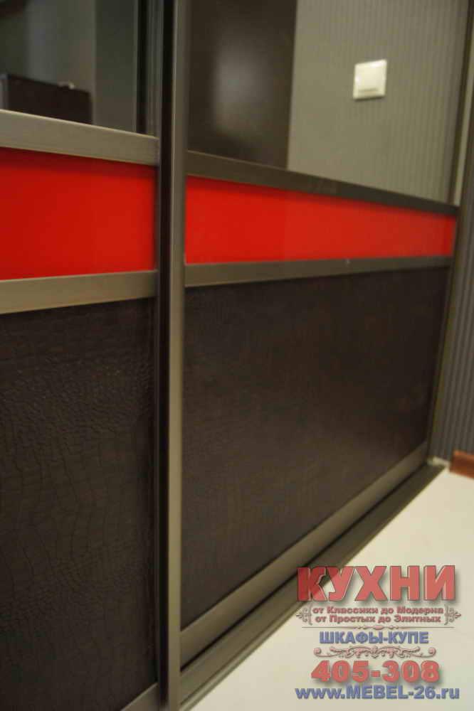 Шкафы-купе на заказ. шкаф-купе алюминиевый профиль aristo ша.